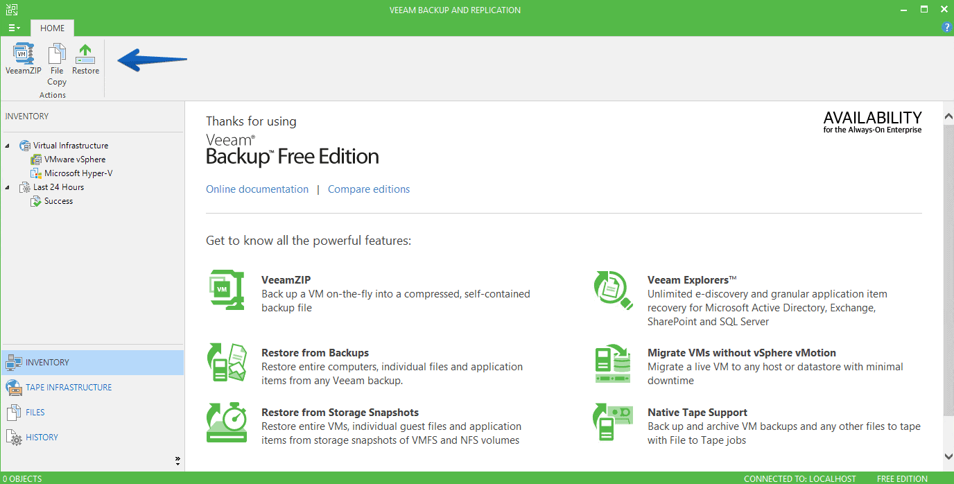 Veeam: Backup and restore workloads to Microsoft Azure