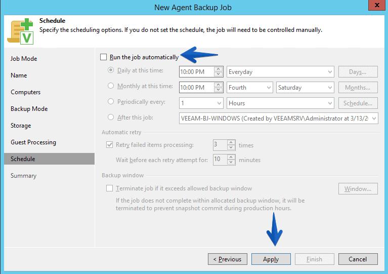 Veeam: Backup and restore workloads to Microsoft Azure – Migrate